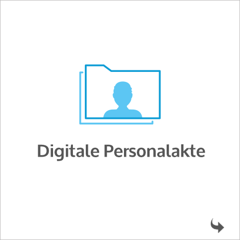 Digitale Personalakte in der HR Software
