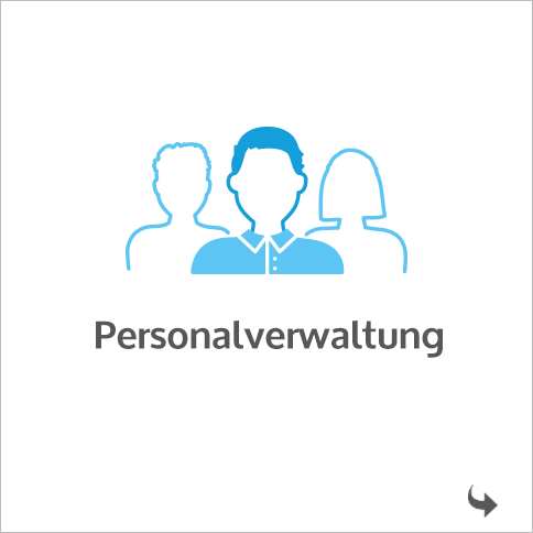Personalverwaltung in der HR Software